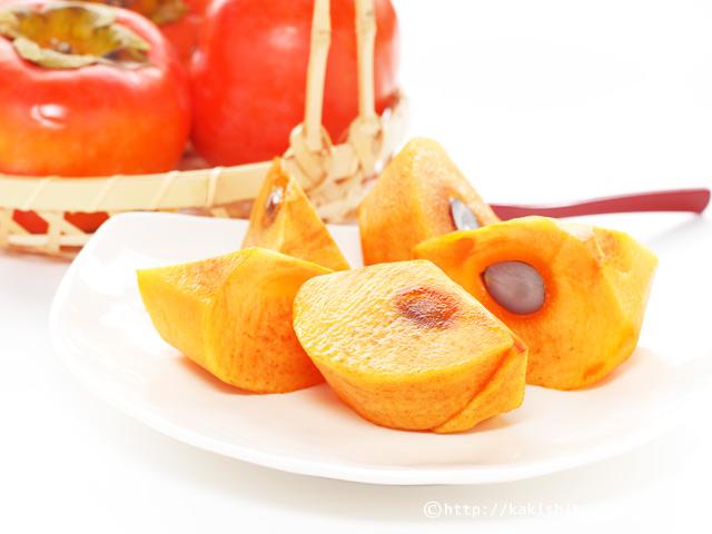 柿といえば有名なのは「富有柿」!いくつ知ってる?柿の品種と特徴